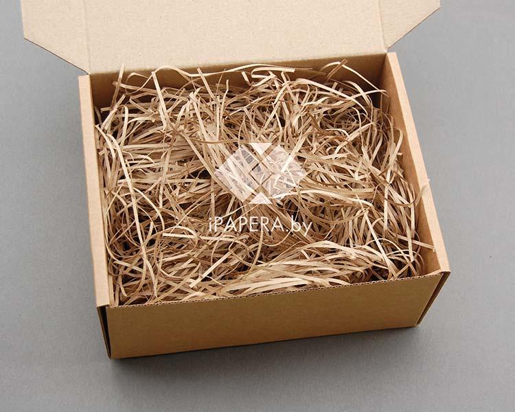 Мишура в коробку с подарком 5