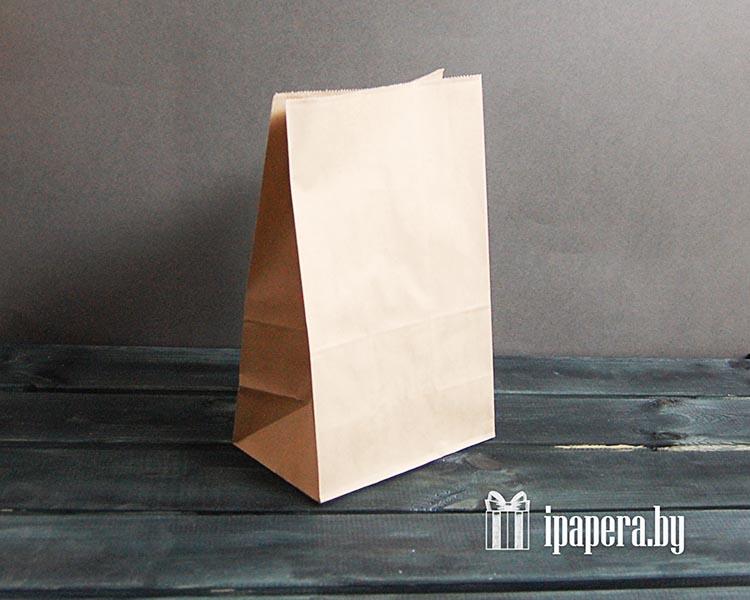 Крафт пакет без ручек