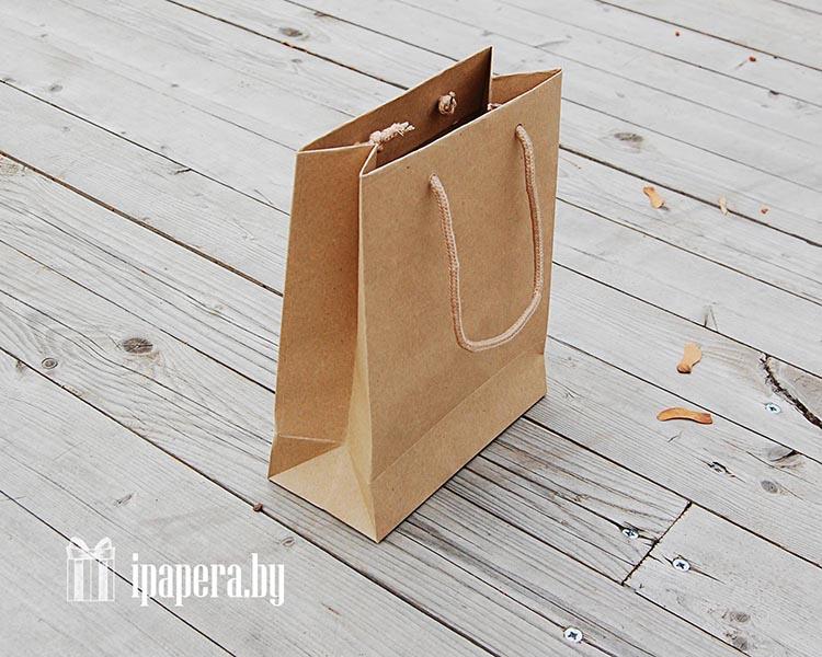 Крафт-пакет (плотный)