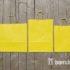 Желтые крафт пакеты